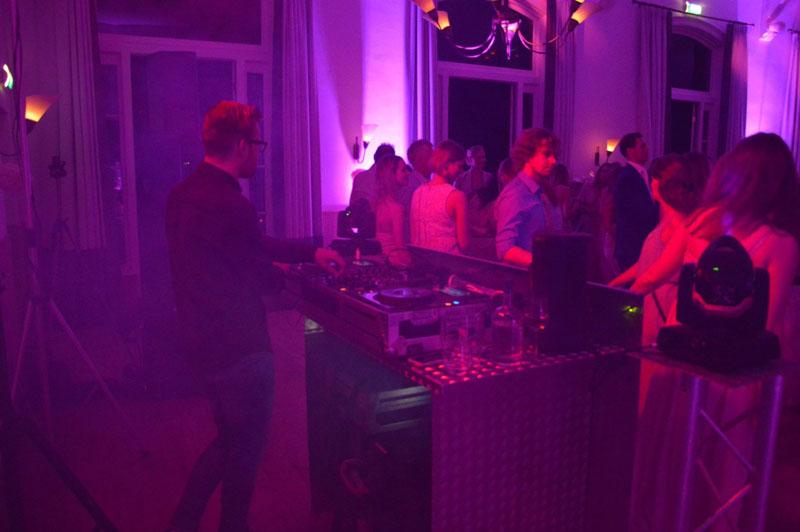 Bruiloft DJ Inhuren