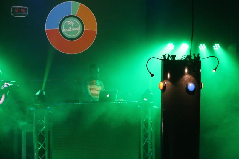 Stempaal.nl het interactieve feest
