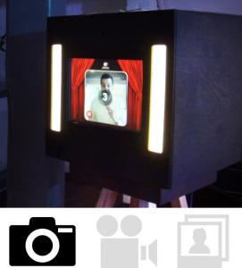 Fotobooth optie alleen foto