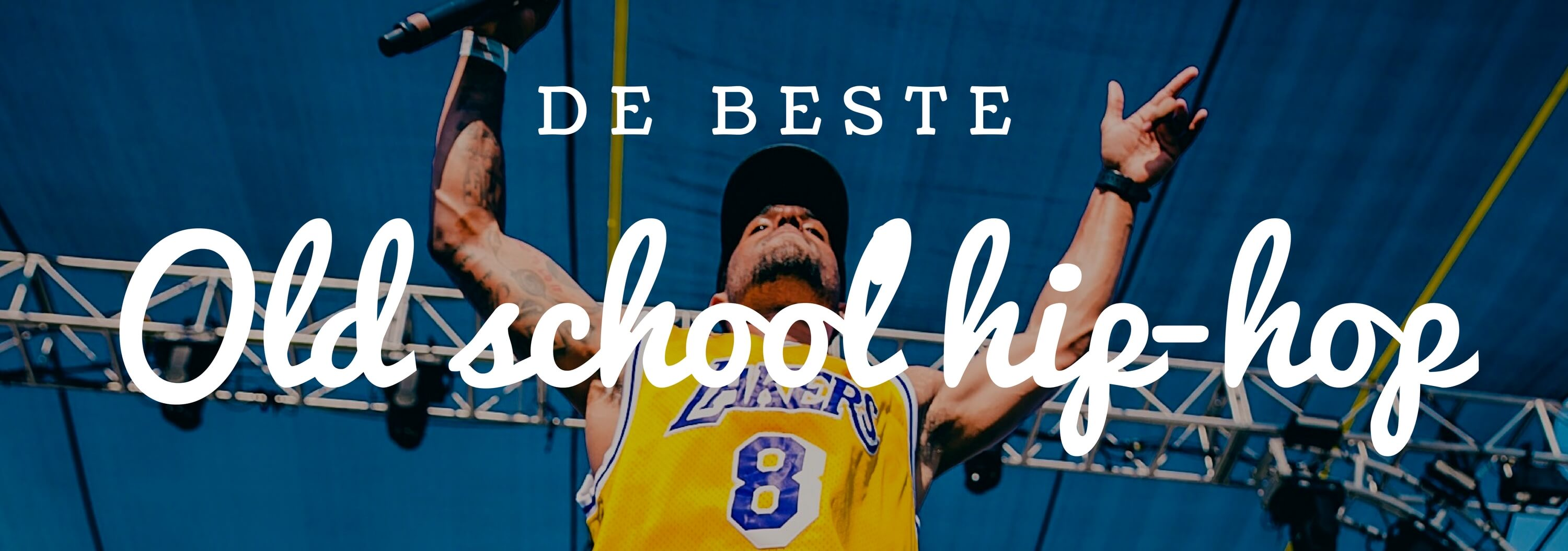 De beste old school hip-hop blog