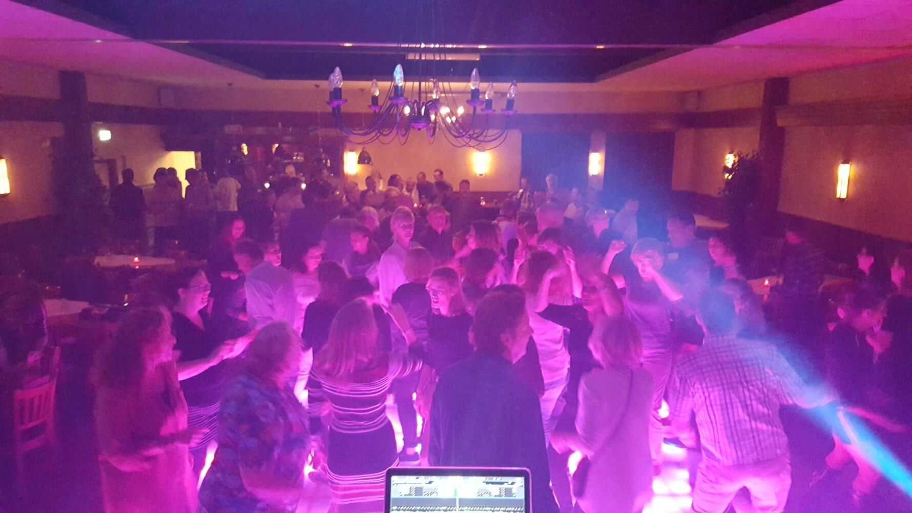 Feest DJ huren show DJ